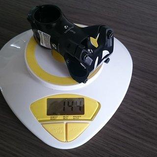Gewicht Bontrager Vorbau Rythm pro 60mm