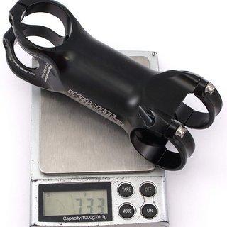 Gewicht Extralite Vorbau HyperStem O-12 31.8mm, 90mm, -12°
