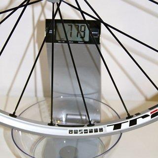 Gewicht DT Swiss Systemlaufräder M 1700 Tricon VR, 100mm/15