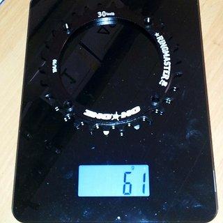 Gewicht On-One Kettenblatt Ringmaster 104mm, 30Z