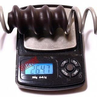 Gewicht Rock Shox Feder Boxxer extra soft