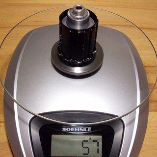 Gewicht DT Swiss Weiteres/Unsortiertes 240 Rotor Shimano