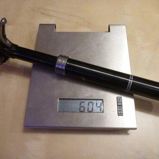 Gewicht XLC Sattelstütze höhenverstellbar All MTN SP-T05 31,6x350mm