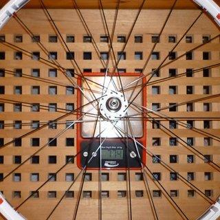 Gewicht DT Swiss Systemlaufräder XR 1450 HR, 135mm/QR