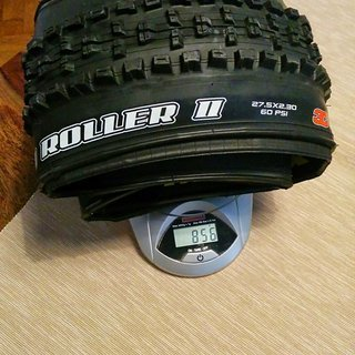 Gewicht Maxxis Reifen High Roller II 3C MAXX TERRA 27.5x2.30, 58-584