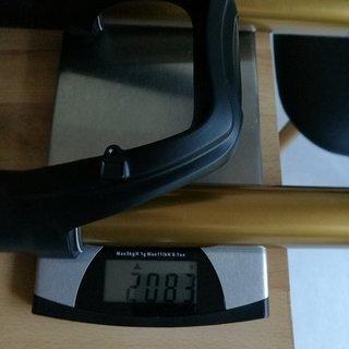 Gewicht Fox Racing Shox Federgabel Float 36 Grip 2 HS/LS 180 27.5
