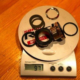 Gewicht e-thirteen Innenlager Innenlager HTII, 68/73mm, BSA