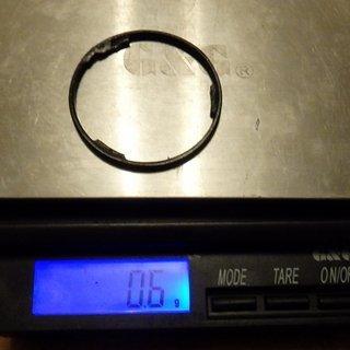 Gewicht NC-17 Spacer Headset Spacer 1⅛'', 2mm