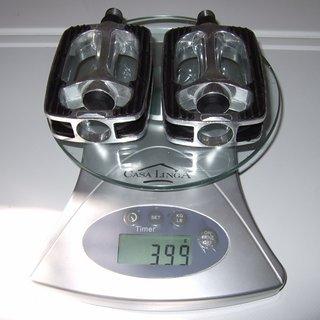 Gewicht Radon Pedale (Platform) Trekking