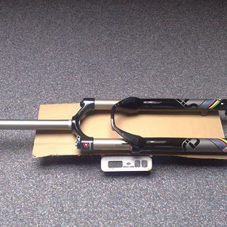 Gewicht Rock Shox Federgabel SID World Cup 100mm