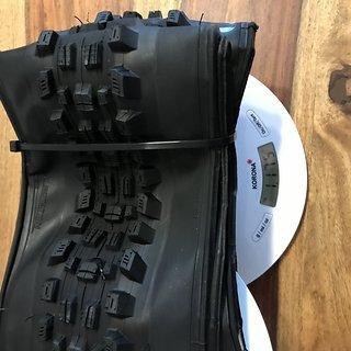 Gewicht Maxxis Reifen Assegai EXO 3C 29 x 2.5