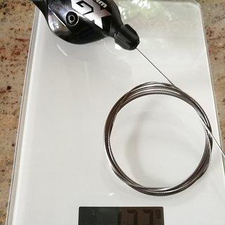 Gewicht SRAM Schalthebel GX Eagle Trigger