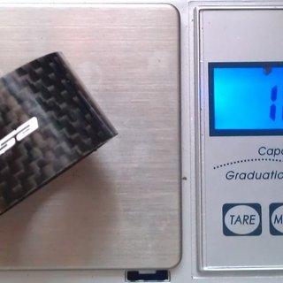 Gewicht FSA Spacer Carbon-Spacer 1⅛'', 20mm