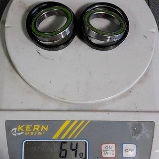Gewicht FSA Innenlager PF30 46mm / 30mm