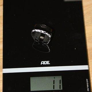 Gewicht Carbocage Sattelklemme Carbon Sattlklemme 34,9
