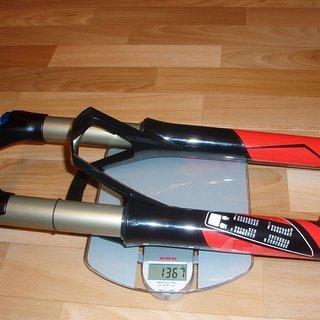 Gewicht Magura Federgabel Durin R100 100mm