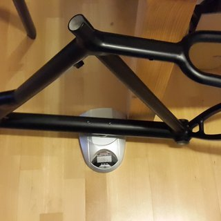 Gewicht Cannondale Hardtail Killer V XL