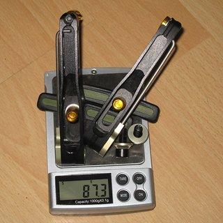 Gewicht KCNC Felgenbremse VB1