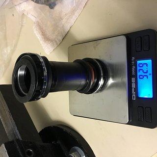 Gewicht Race Face Innenlager BSA30 Innenlager 68/73 mm 68/73 mm