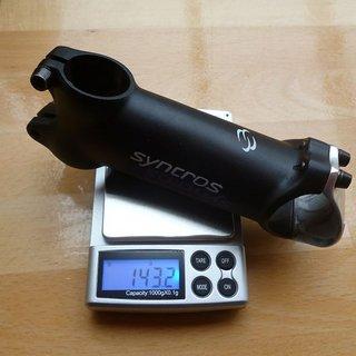 Gewicht Syncros Vorbau FL 31.8mm, 110mm, 6°