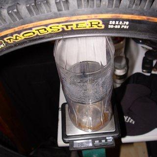 """Gewicht Maxxis Reifen Mobster 26x2,7"""" / 69-559"""