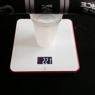 Gewicht Race Face Lenker SIXC 35 20mm Rise Bar 35,0  800mm