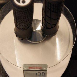 Gewicht Ergon Griffe GA2 fat fat 33mm