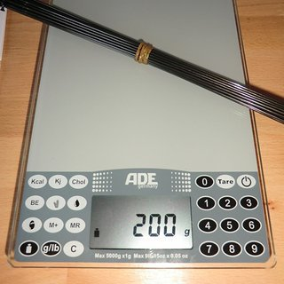 Gewicht Sapim Speiche Race 290mm, 32 Stück
