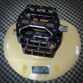 Gewicht FUNN Pedale (Platform) Funndamental