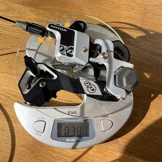 Gewicht Rotor Schaltwerk 1x13 MTB 12-fach