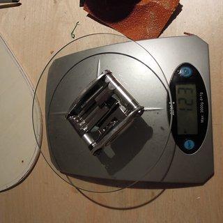 Gewicht Lezyne Werkzeug Stainless STL 12
