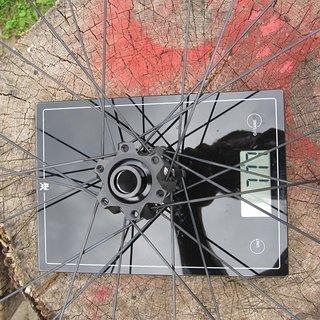 """Gewicht SRAM Systemlaufräder Roam 50 29"""""""