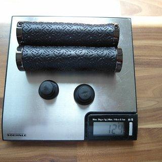 Gewicht Sixpack Griffe Ergotrix 130mm