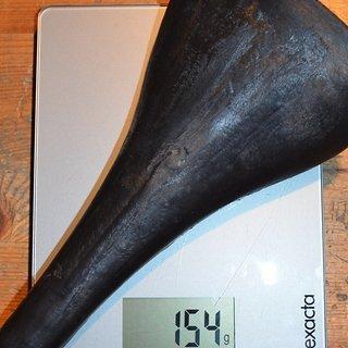 Gewicht Selle Italia Sattel Flite (stripped)