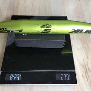 Gewicht Spank Lenker Oozy Vibrocore 760 mm x 31,8 mm 5 mm Rise