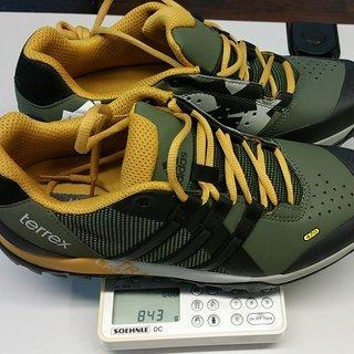 Gewicht Adidas Bekleidung Terrex Trail Cross 7,5  (41 1/3)