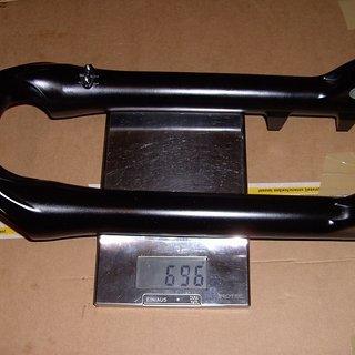 Gewicht Marzocchi Weiteres/Unsortiertes 55 Tauchrohreinheit 160mm