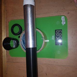 Gewicht Syntace Sattelstütze höhenverstellbar EIGHTPINS NGS1 L Plus