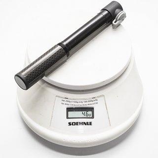 Gewicht Topeak Werkzeug Micro Rocket Carbon (Tuned)