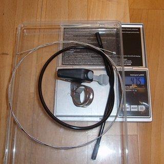 Gewicht Magura Remote-/Lockout-Hebel RCL²