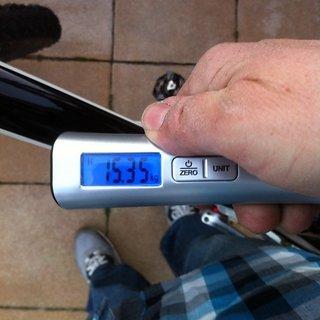 Gewicht Trek Full-Suspension Remedy 7 M