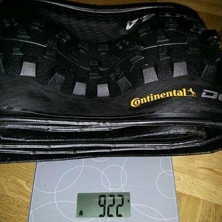 Gewicht Continental Reifen Der Baron Projekt 2.4 ProTection Apex 27.5x2.4, 60-584