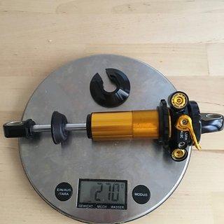 Gewicht Cane Creek Dämpfer db coil inline 200 x 57