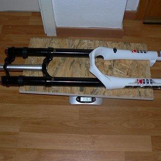 Gewicht Marzocchi Federgabel 888 RC3 EVO 200mm