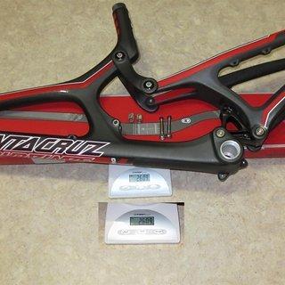 Gewicht Santa Cruz Full-Suspension V10.5 L