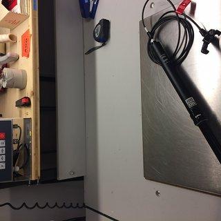 Gewicht Rock Shox Sattelstütze höhenverstellbar Reverb 170 30,9mm
