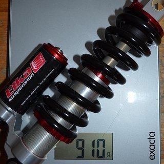 Gewicht Elka Suspension Dämpfer Stage 5 222/70