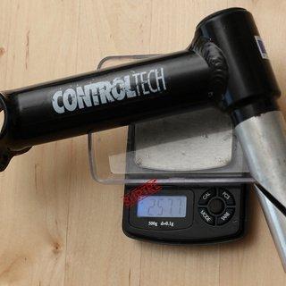 Gewicht Controltech Vorbau Schaftvorbau 25.4mm, 135mm, 10°
