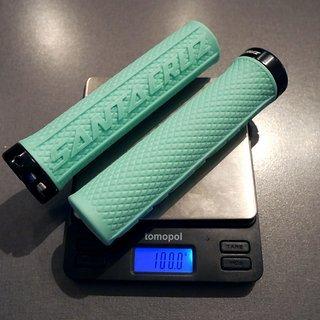 Gewicht Santa Cruz Griffe Palmdale Grip 125 mm