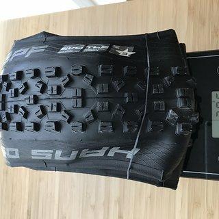 Gewicht Schwalbe Reifen Hans Dampf EVO TLE PSC 27.5 x 2.35 27.5 x 2.35